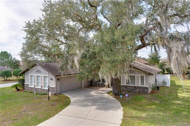 2619 N Brentwood Circle, Lecanto, FL 34461 (MLS #789896) :: Plantation Realty Inc.