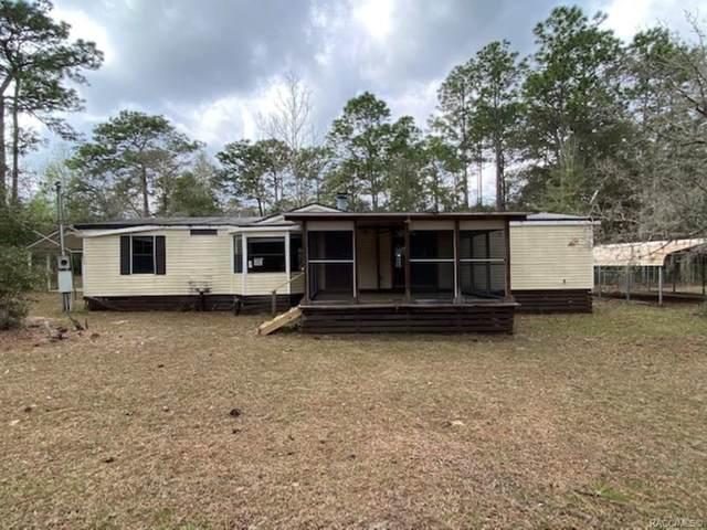 2140 S Moonlit Point, Homosassa, FL 34448 (MLS #789908) :: Plantation Realty Inc.