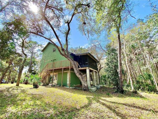16275 W River Road, Inglis, FL 34449 (MLS #789912) :: Pristine Properties