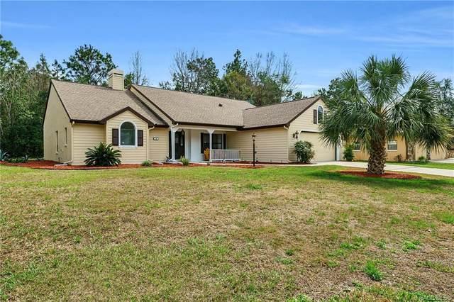 19 Linder Circle, Homosassa, FL 34446 (MLS #789934) :: Plantation Realty Inc.