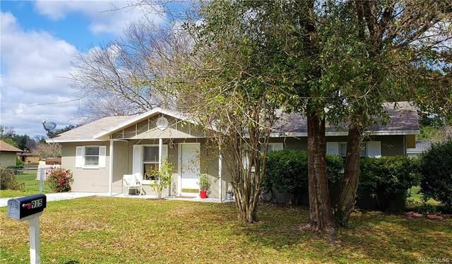 915 NE 2nd Street, Crystal River, FL 34429 (MLS #789962) :: Plantation Realty Inc.