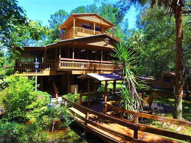 4751 SE 20 Avenue, Inglis, FL 34449 (MLS #789966) :: Pristine Properties