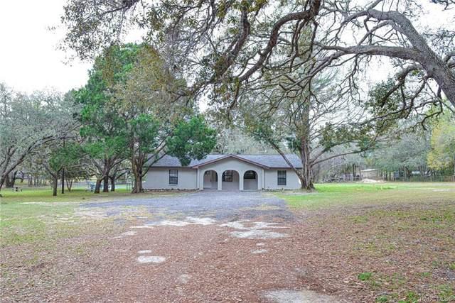 3116 E Buck Court, Inverness, FL 34452 (MLS #789970) :: Plantation Realty Inc.