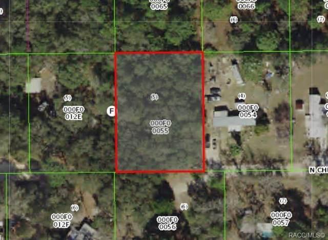 6615 W Cherrywood Street, Crystal River, FL 34429 (MLS #789972) :: Plantation Realty Inc.