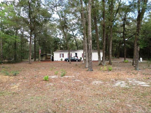 3883 SW 186th Court, Dunnellon, FL 34432 (MLS #789984) :: Plantation Realty Inc.