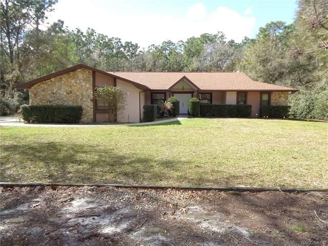 1574 N Lombardo Avenue, Lecanto, FL 34461 (MLS #789999) :: Plantation Realty Inc.