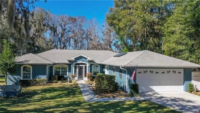 3549 W Cypress Drive SW, Dunnellon, FL 34433 (MLS #790007) :: Plantation Realty Inc.