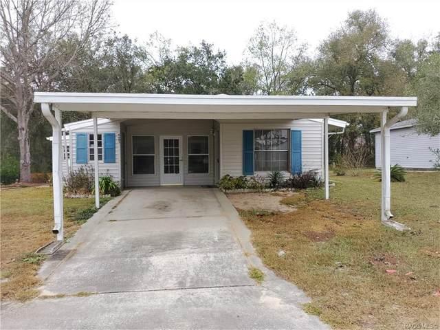 6683 W Robin Lane, Homosassa, FL 34448 (MLS #790023) :: Plantation Realty Inc.