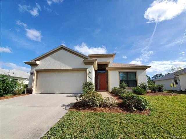 2403 N Brentwood Circle, Lecanto, FL 34461 (MLS #790029) :: Plantation Realty Inc.