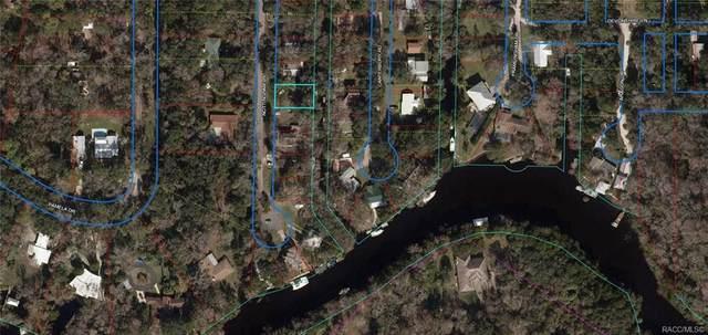61 Nottingham Lane, Inglis, FL 34449 (MLS #790039) :: Pristine Properties