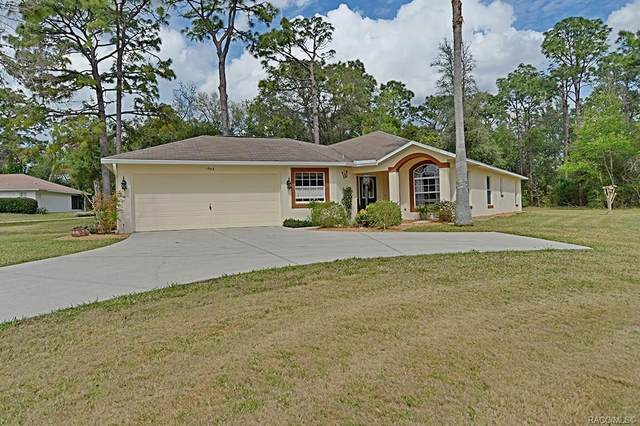 1943 W Marsten Court, Lecanto, FL 34461 (MLS #790040) :: Plantation Realty Inc.
