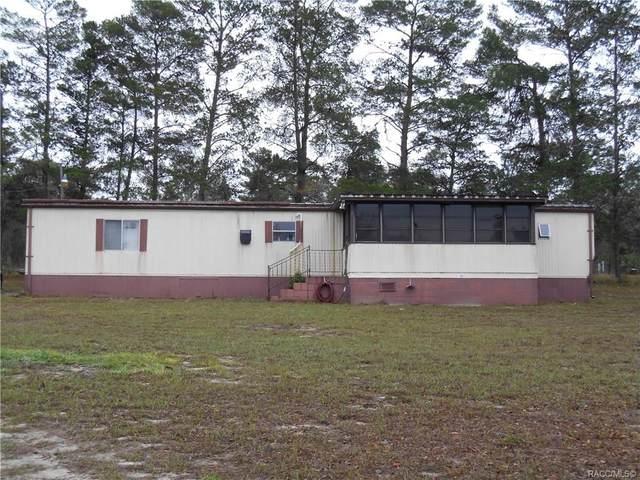 4339 S Velma Point, Homosassa, FL 34446 (MLS #790044) :: Plantation Realty Inc.