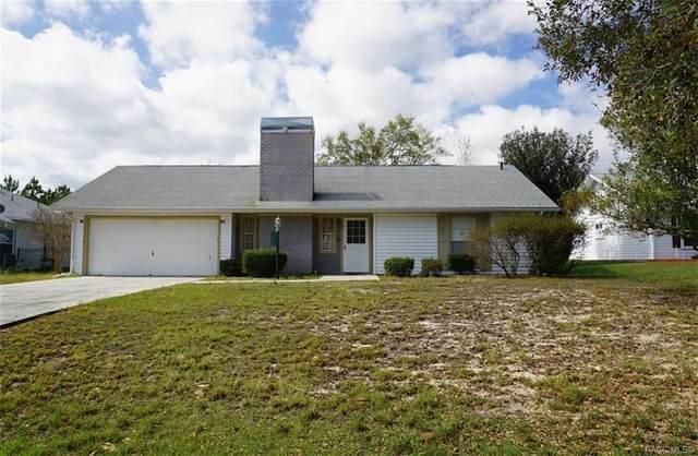 2240 N Brentwood Circle, Lecanto, FL 34461 (MLS #790059) :: Plantation Realty Inc.