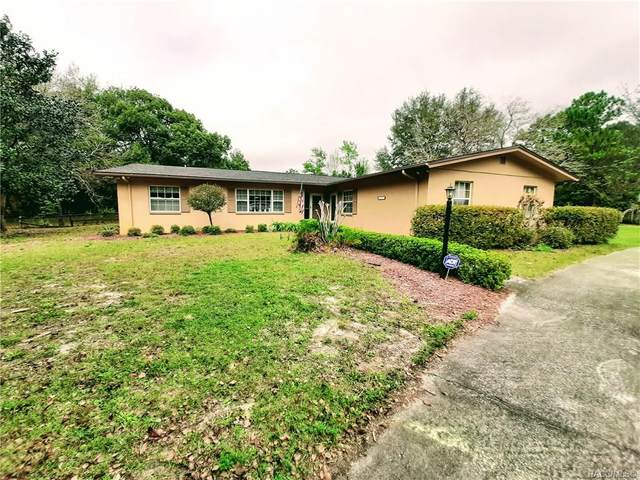 8475 W Basilico Street, Crystal River, FL 34428 (MLS #790071) :: Plantation Realty Inc.