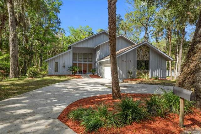 4010 S Blue River Cove Terrace #22, Homosassa, FL 34448 (MLS #790077) :: Plantation Realty Inc.