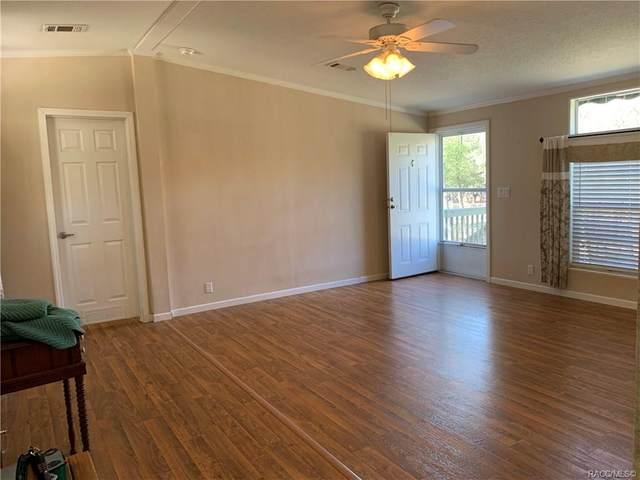 1598 E Naperville Lane, Hernando, FL 34442 (MLS #790102) :: Plantation Realty Inc.