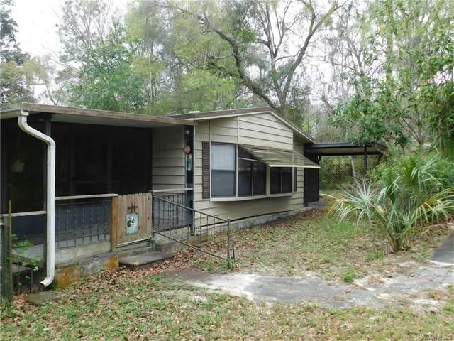 12250 E Wildboar Trail, Floral City, FL 34436 (MLS #790108) :: Plantation Realty Inc.