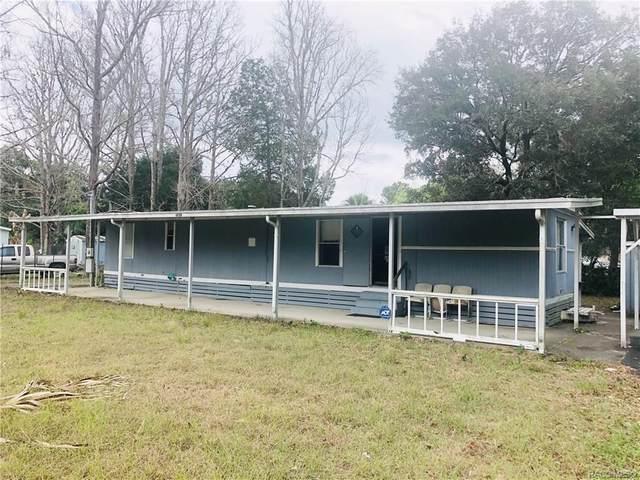 6720 W Linden Drive, Homosassa, FL 34446 (MLS #790111) :: Plantation Realty Inc.