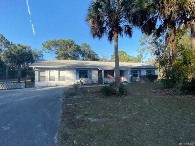 8089 W Longfellow Street, Homosassa, FL 34448 (MLS #790116) :: Plantation Realty Inc.