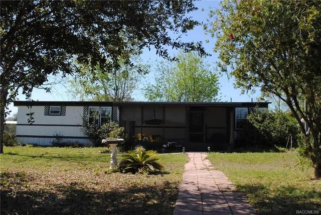 20080 SE 111th Terrace, Inglis, FL 34449 (MLS #790145) :: Pristine Properties