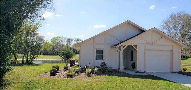 60 Golfview Court, Homosassa, FL 34446 (MLS #790157) :: Plantation Realty Inc.