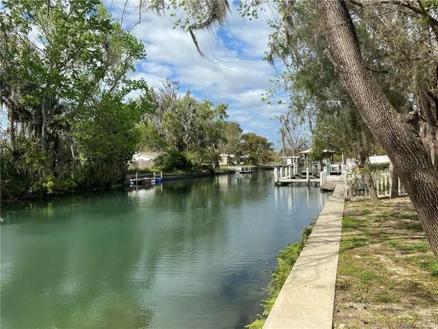 1322 SE Paradise Avenue, Crystal River, FL 34429 (MLS #790166) :: Plantation Realty Inc.