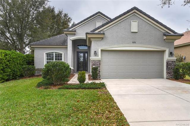 1630 W Skyview Crossing Drive, Hernando, FL 34442 (MLS #790193) :: Plantation Realty Inc.