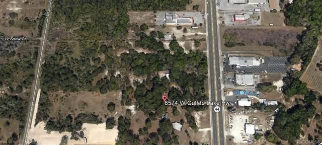 6574 W Gulf To Lake Highway, Crystal River, FL 34429 (MLS #790236) :: Plantation Realty Inc.