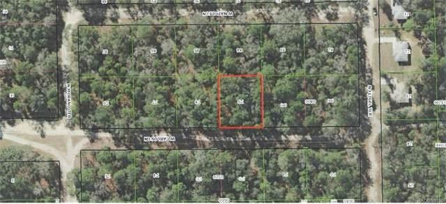 8176 W Carlos Lane, Crystal River, FL 34429 (MLS #790254) :: Plantation Realty Inc.