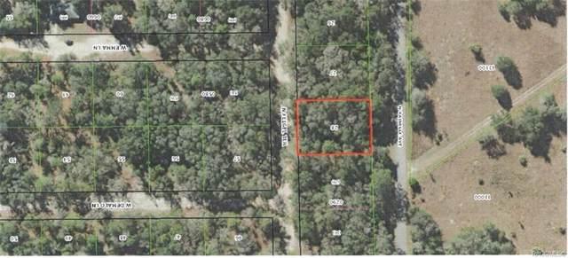 9726 N Feigel Terrace, Crystal River, FL 34428 (MLS #790255) :: Plantation Realty Inc.