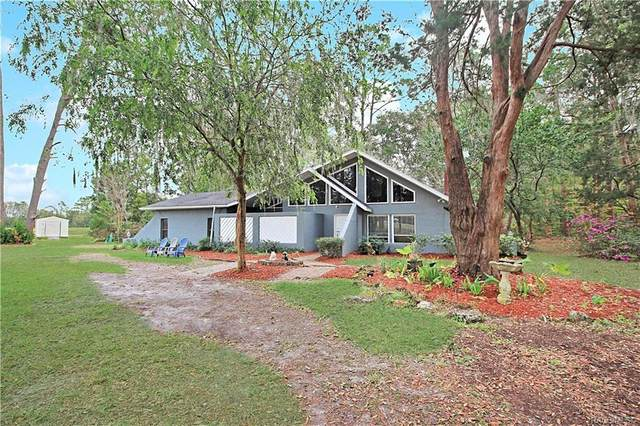 3851 NE 167th Court, Williston, FL 32696 (MLS #790265) :: Pristine Properties