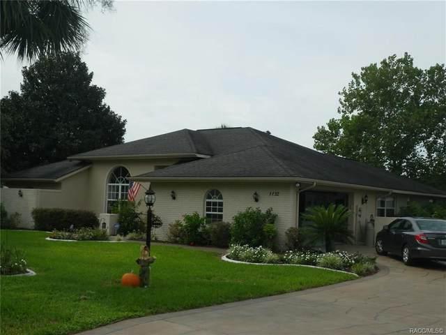 1132 N Hambletonian Drive, Hernando, FL 34442 (MLS #790273) :: Plantation Realty Inc.