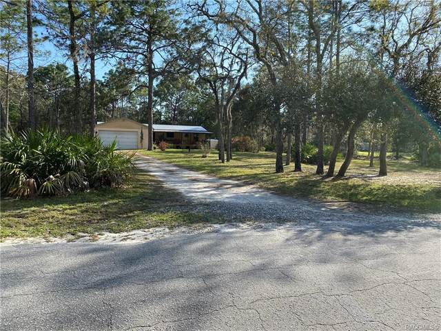 6598 W Berrigan Court, Homosassa, FL 34446 (MLS #790308) :: Plantation Realty Inc.