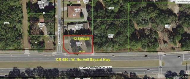 2025 N Cedarhouse Terrace, Crystal River, FL 34428 (MLS #790345) :: Plantation Realty Inc.