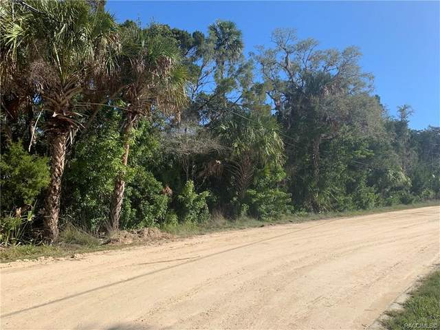 14533 & 14621 W Hide A Way Drive, Crystal River, FL 34429 (MLS #790362) :: Plantation Realty Inc.