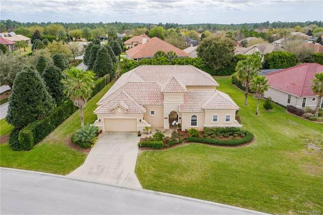 1522 N Eagle Ridge Path, Hernando, FL 34442 (MLS #790384) :: Plantation Realty Inc.
