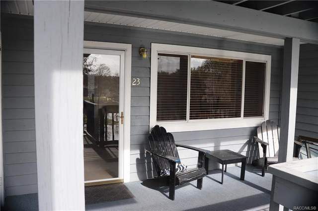 20820 River Drive B-23, Dunnellon, FL 34431 (MLS #790388) :: Pristine Properties