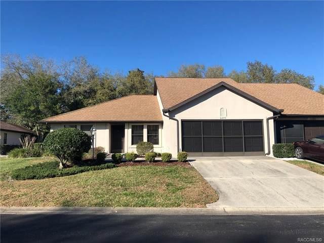 6295 W Lexington Drive, Crystal River, FL 34429 (MLS #790391) :: Pristine Properties