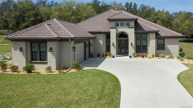 771 N Hunt Club Drive, Hernando, FL 34442 (MLS #790418) :: Plantation Realty Inc.
