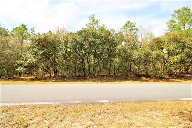 4276 N Indianriver Drive, Hernando, FL 34442 (MLS #790603) :: Plantation Realty Inc.