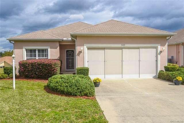 583 W Raymond Path, Beverly Hills, FL 34465 (MLS #790614) :: Plantation Realty Inc.