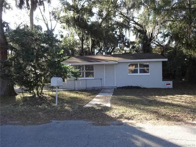 654 NE 2nd Street, Crystal River, FL 34429 (MLS #790646) :: Plantation Realty Inc.