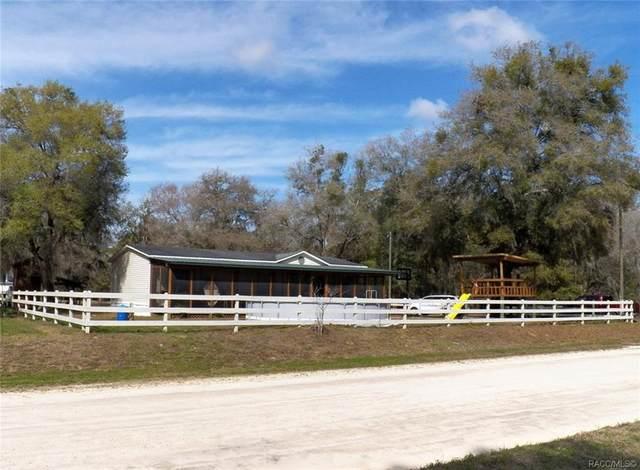 11070 SE 196th Street, Inglis, FL 34449 (MLS #790673) :: Plantation Realty Inc.