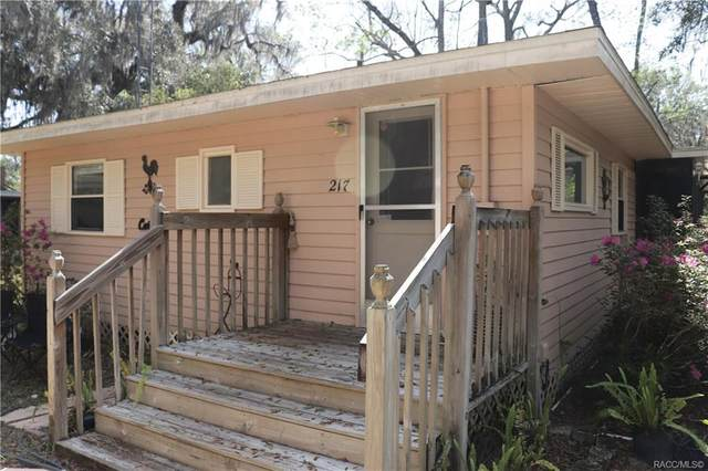 217 Cove Road, Inglis, FL 34449 (MLS #790684) :: Plantation Realty Inc.