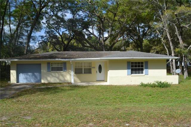 3536 S Apopka Avenue, Inverness, FL 34452 (MLS #790688) :: Plantation Realty Inc.