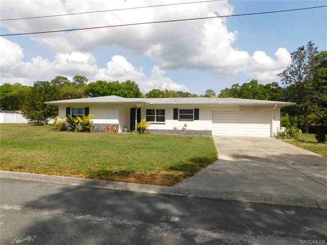 202 Lilac Lane, Inverness, FL 34452 (MLS #790705) :: Plantation Realty Inc.