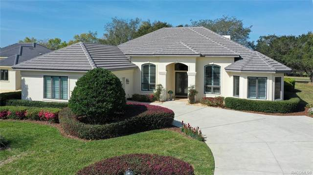 2714 N Prestwick Way, Lecanto, FL 34461 (MLS #790760) :: Plantation Realty Inc.