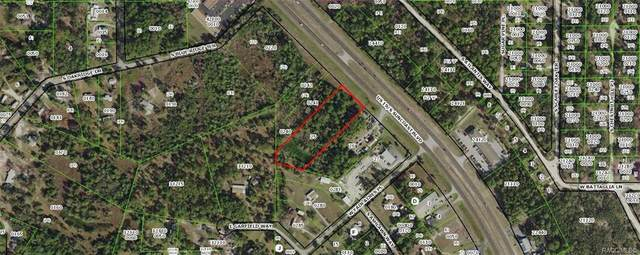 5640 S Suncoast Boulevard, Homosassa, FL 34446 (MLS #790770) :: Plantation Realty Inc.
