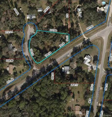 0 SE 193 Place, Inglis, FL 34449 (MLS #790780) :: Plantation Realty Inc.