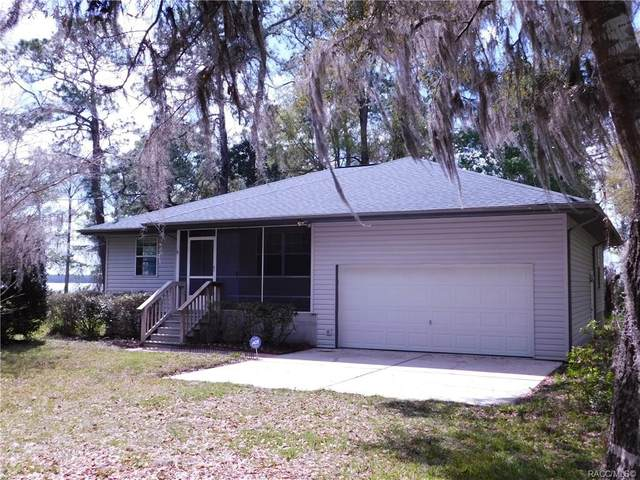 10870 SE 201st Street, Inglis, FL 34449 (MLS #790808) :: Plantation Realty Inc.